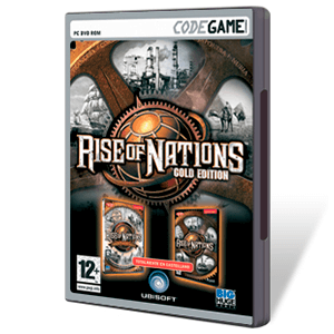 Rise of Nations Gold Edition Codegame