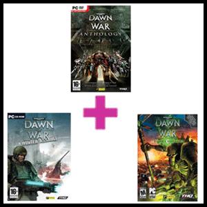 Warhammer Anthology Dawn of War + Winter Assault + Dark Crusade