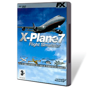 X-Plane 7 Flight Simulator