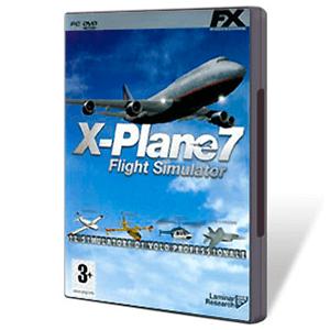 X-Plane 7 Flight Simulator