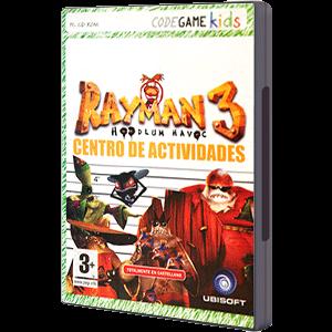 Rayman 3 Centro de Actividades Codegame