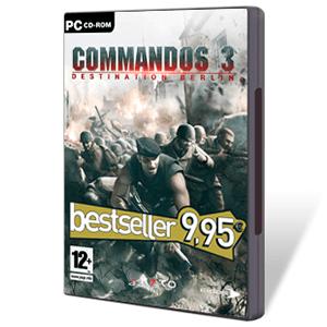 Commandos 3: Destination Berlin (Best Seller)