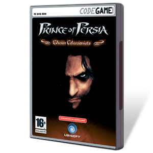 Prince of Persia 1 + 2 Codegame