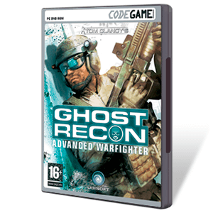 Ghost Recon Advanced Warfighter Codegame