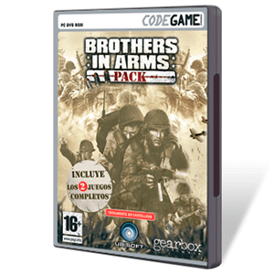 Brothers in Arms Pack Codegame