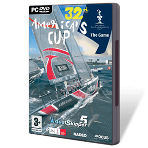 Virtual Skipper 32nd Americas Cup Edición