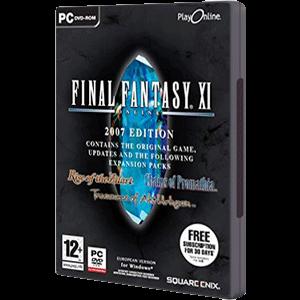 Final Fantasy XI Online 2007