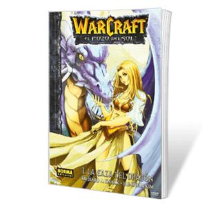 WarCraft: El Pozo del Sol 1. La Caza del Dragon