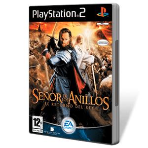 El Señor De Los Anillos El Retorno Del Rey Playstation 2 Game Es
