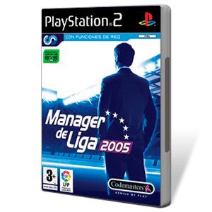 Manager de Liga 2005