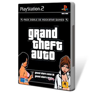 Pack GTA III + Grand Theft Auto: Vice City