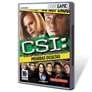CSI: Pruebas ocultas Codegame