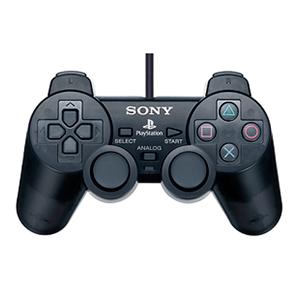 Controller Sony Dualshock 2 Negro