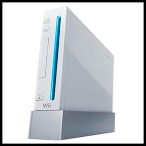 Wii Original Blanca