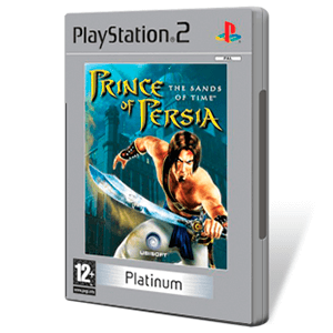 Prince of Persia: Sands of Time (Platinum)