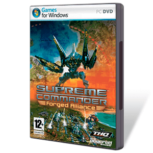 Supreme Commander Forged Alliance: Expansion