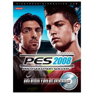Guía Pro Evolution Soccer 2008