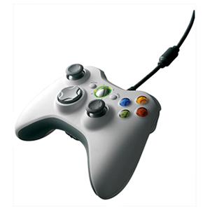 Controller Con Cable Microsoft Blanco