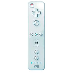 Mando Wiimote Nintendo Blanco