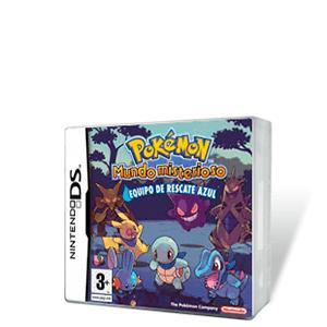 PokemonMundoMisterioso:EquipodeRescateAzul