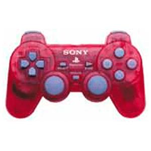 Controller Sony Dualshock 2 Rojo