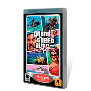 Grand Theft Auto Vice City Stories Platinum