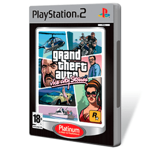 Grand Theft Auto Vice City Stories Platinum