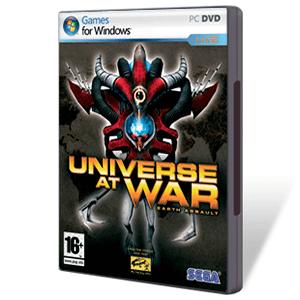 El Universo en Guerra: Asalto a la Tierra