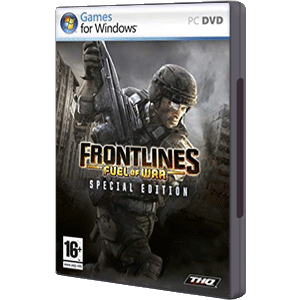 Frontlines: Fuel of War Edicion Especial