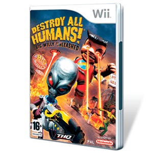 Destroy All Humans 3