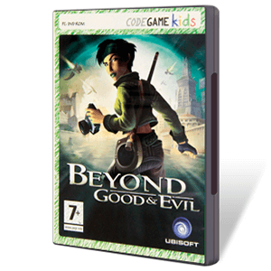 Beyond Good and Evil Codegame