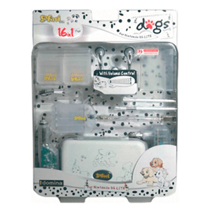 Pack 16 Elementos Dogs DS Lite Dalmata