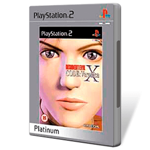 Resident Evil Code Veronica X (Platinum)