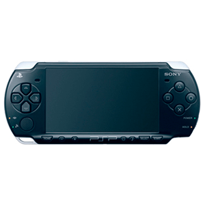PSP 2000 Negra