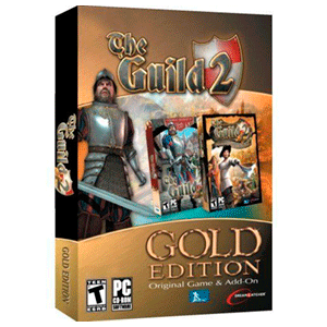The Guild 2 Gold Edition