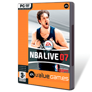 NBA Live 07 Value Games
