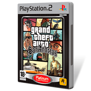 Grand Theft Auto: San Andreas Platinum