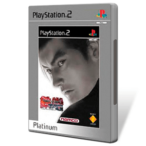 Tekken Tag Tournament (Platinum)