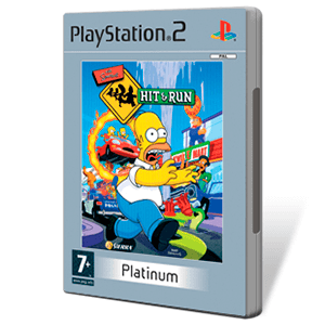 The Simpsons: Hit and Run (Platinum)