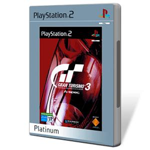 Gran Turismo 3 (Platinum)