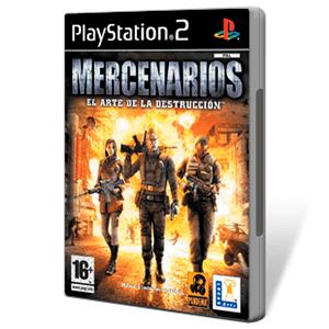 Mercenarios: El Arte de la Destruccion