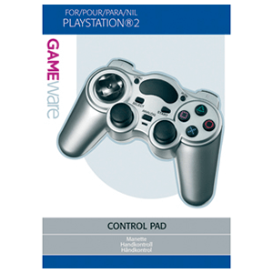 Controller GAMEware Silver