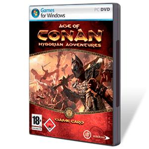 Age of Conan - Tarjeta Prepago 2 meses