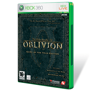 Oblivion (Game of the Year) (Juego+Expansión)