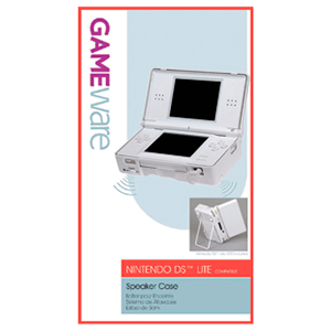 Carcasa con Altavoces Blanco GAMEware