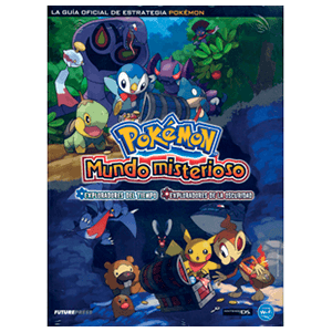 Guia Pokemon Mundo Misterioso
