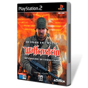 Return To Castle Wolfenstein Op. Res. (Reactivate)