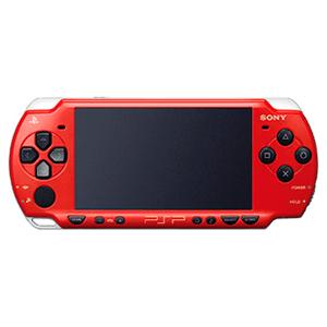 PSP 2000 Roja