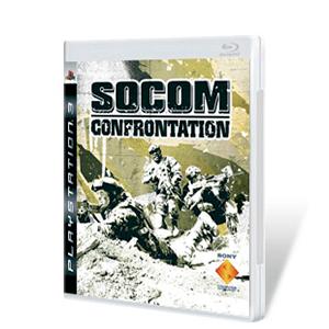 Socom Confrontation + Headset