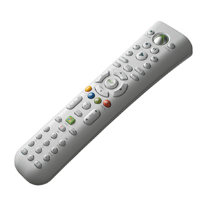 DVD Remote Multimedia Universal Microsoft Blanco
